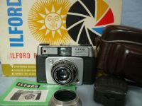 ' Ilford ' Ilford Sportsman Rangefinder Camera c/w Original Box -NICE- £19.99
